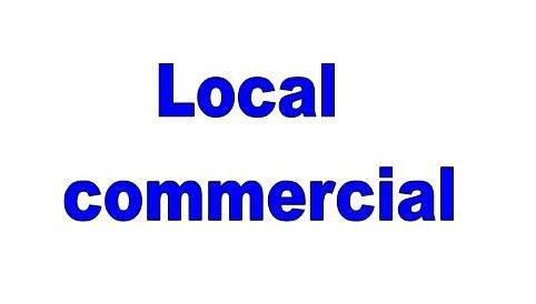 190403- Verdun, local commercial