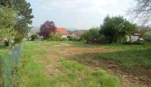 200604- DUGNY sur MEUSE, Terrain à bâtir
