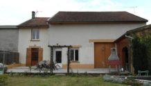 190813/AF- GERCOURT, maison type F5 de 160 m² hab.