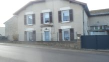 200116 A 18 km de VERDUN, Maison F6 avec garage et jardin