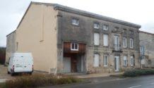 200612 HAUDAINVILLE, maison F6 avec garage