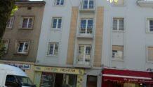 200302 Centre ville, appartement F2 au 2ème étage