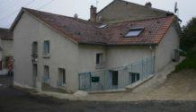 G100401 BELLEVILLE, agréable maison F4/5 avec petite cour