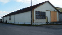 200831/RP- THIERVILLE, bâtiment de 750m²