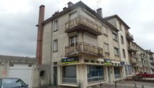 Verdun, appartement F5 avec cave et garage