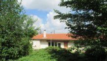 210619/FC- Verdun, maison de plain-pied sur 35 ares de terrain